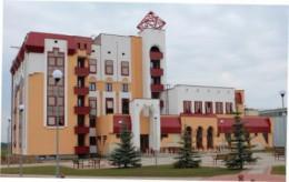 Гостиница «Спортивный городок»